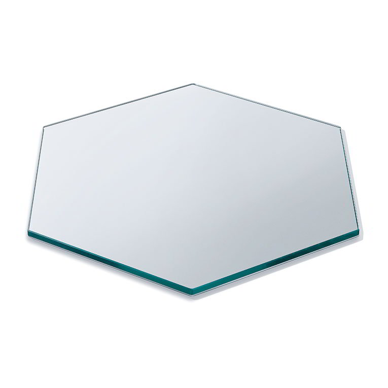 "Rosseto SG010 19"" Honeycomb Display Platter - Tempered Glass"