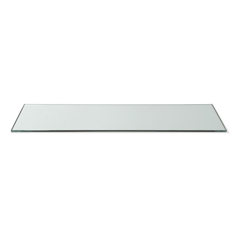 "Rosseto SG014 Rectangular Display Platter - 33-1/2x7-3/4"" Acrylic, Clear"
