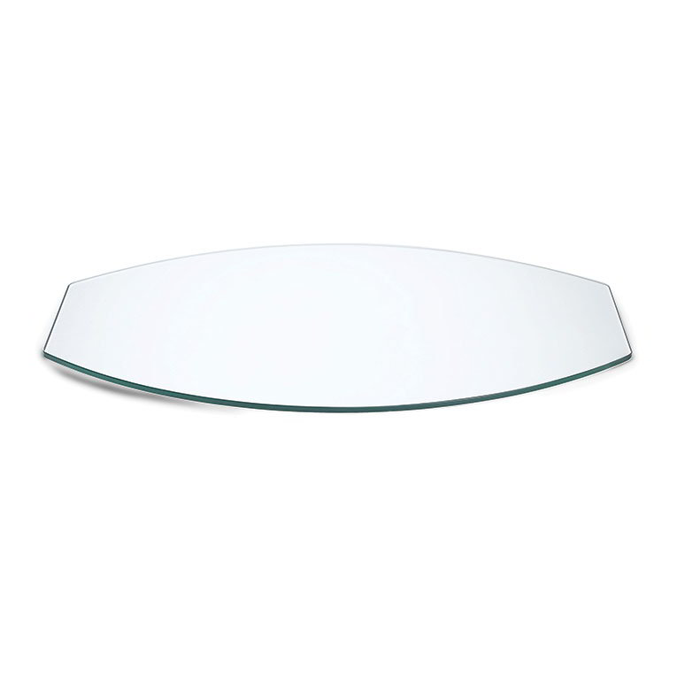 Rosseto SG035 Oval Dispay Surface - Tempered Glass