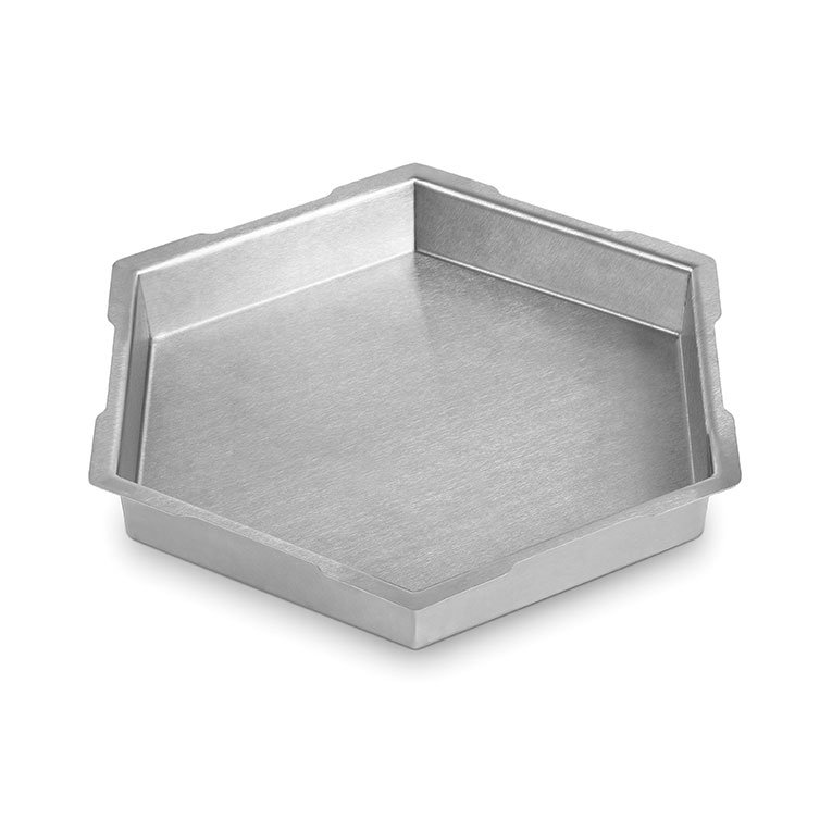 "Rosseto SM123 16"" Honeycomb Ice Bath - Stainless"