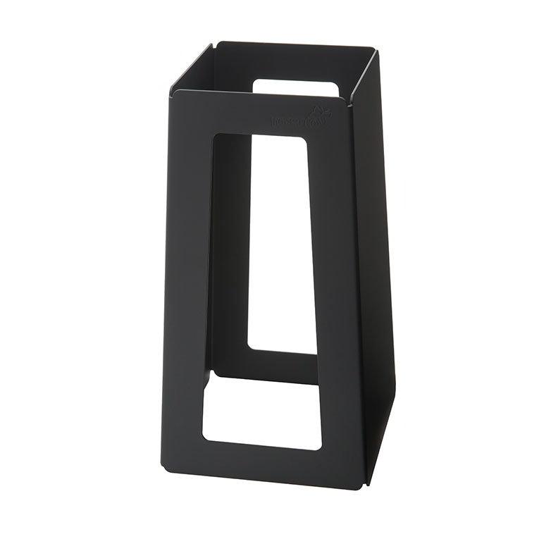 """Rosseto SM176 10"""" Pyramid Riser - Black"""