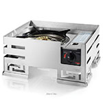 Rosseto SM216 Mini Chef Warmer - Stainless