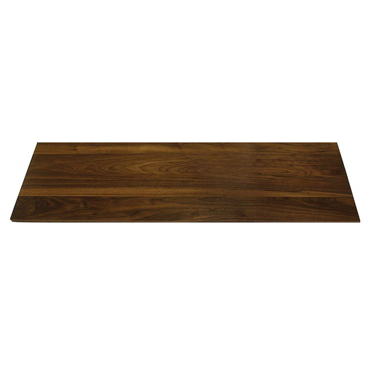 "Rosseto WP101 Rectangular Platter/Display Surface - 12x33.5"" Walnut"