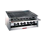 Magikitch'n APM-RMB-636 NG 36-in Radiant Charbroiler w/ Round Rod Top Grate, NG