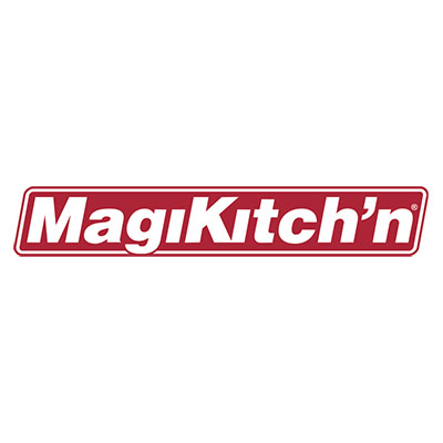 Magikitch'n 7202-1011500 60-in Slip On Service Shelf For Rear