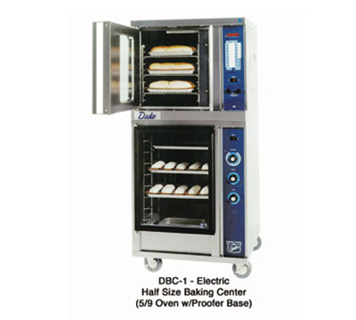 Duke 59-E3XX/PFB-1 Electric Proofer Oven with Cook and Hold, 240v/1ph