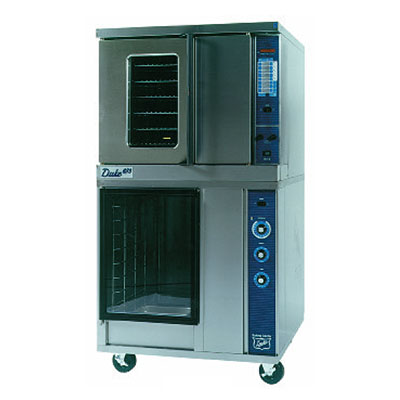 Duke 613-E3XX/PFB-2 Electric Proofer Oven with Cook and Hold, 208v/3ph