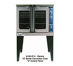 Duke 613Q-E1V Full Size Electric Convection Oven - 208v/1ph