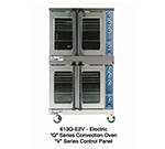 Duke 613Q-E4V Double Deep Depth Electric Convection Oven - 240v/1ph