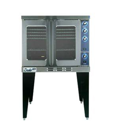 Duke 613Q-G1V Full Size Gas Convection Oven - LP
