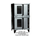 Duke 613-G2V Double Full Size Gas Convection Oven - NG
