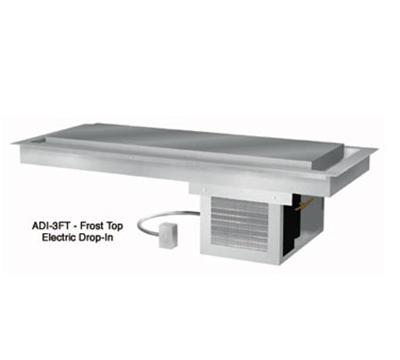 "Duke ADI-4FT 60"" Elevated Frost Top w/ Remote Compressor, 120v"