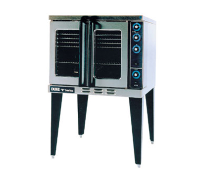 Duke E101-E Full Size Electric Convection Oven - 240v/3ph