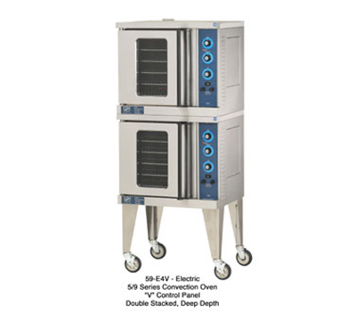 Duke 59-E4XX Half-Size Countertop Convection Oven, 240v/1ph