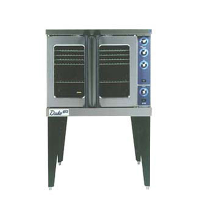 Duke 613Q-E3V Deep Depth Electric Convection Oven - 240v/1ph