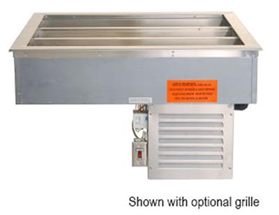 "Duke ADI-3M-TC 44"" Drop-In Refrigerator w/ (3) Pan Capacity, Cold Wall Cooled, 120v"