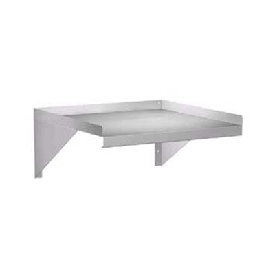 Duke MSD24-24 Wall Mounted Shelf For Microwave, 24x24x10-in