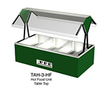 "Duke TAH-2-HF 2401 30-3/8"" Hot Food Table Top Buffet w/ (2) Hot Wells, Stainless Top, 240/1 V"