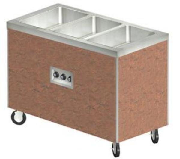 Duke HB2HF Heritage Buffet Hot Food Unit 32 in L 26-1/2 in W Restaurant Supply
