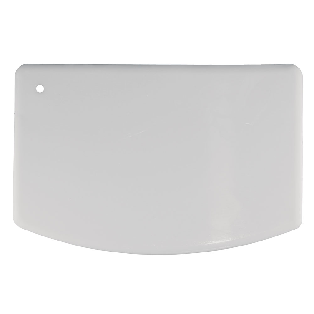 Bar Maid CR-899 White Bowl Scraper, 5.2 x 3.75""