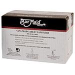 Bar Maid DIS-201 Sanitizer, Quaternary Tablets, 150 Tablets per Bottle, 6 Bottles per Case