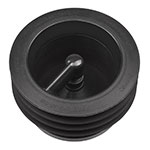 "Bar Maid FB-TS30 Fly-Bye™ Floor Drain Trap Seal for 3"" Drains"