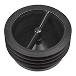 "Bar Maid FB-TS35 Fly-Bye™ Floor Drain Trap Seal for 3.5"" Drains"