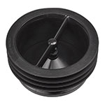 "Bar Maid FB-TS40 Fly-Bye™ Floor Drain Trap Seal for 4"" Drains"