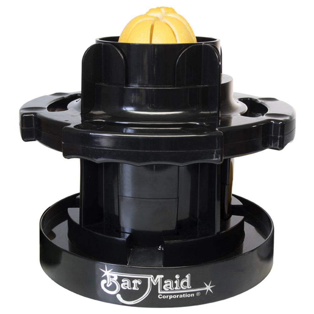 Bar Maid WEG-816 8-16 Section Citrus Wedger, Black