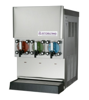 Stoelting F167-38 Frozen Carbonated Beverage Dispenser, Air Cooled, 208-230/1 V
