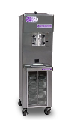 Stoelting F212-38 21.7-qt Shake Slush Freezer w/ 21.7-qt Hopper, Air Cooled, 208-230/1 V