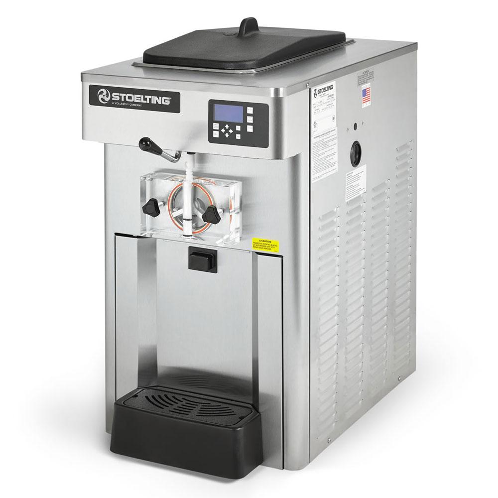 Stoelting O111-38I2 Soft Serve Freezer w/ 26-qt Hopper, Air Cool, 208-240/1v