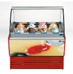 "Stoelting SPRINT 12 O-38 50.5"" Stand Alone Ice Cream Freezer w/ 12-Pan Capacity, 208-230v/1ph"