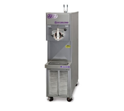Stoelting 217R-38 Soft Serve Freezer w/ 6.5-Gal Hopper, Air Cooled, 208-230/1 V
