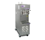 Stoelting 238R-18 Soft Serve Freezer w/ (2) Hoppers, Water Cooled, 208-230/1 V