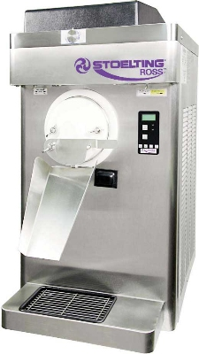Stoelting CF101-302 Countertop Custard Freezer w/ (1) 5.4-gal Hopper, Air Cool, 220-240/1 V