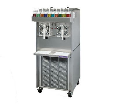 Stoelting SO328-38 Frozen Beverage Machine w/ (2) Hopper, Adapts to Remote PreMix, Air, 208-230/1 V