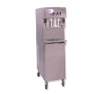 Stoelting F431-18 Soft Serve Freezer, (2) Flavors w/ (3) Valves, Water Cool, 208-230/1 V