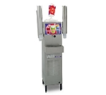 Stoelting E257-37 Floor Model Frozen Lemonade Slush Freezer w/ 10-Gal Hopper, Air Cooled, 115 V