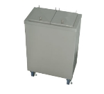 "Stoelting MDC2-37 24"" Mobile Ice Cream Freezer w/ 2-Tub Capacity, 115v"