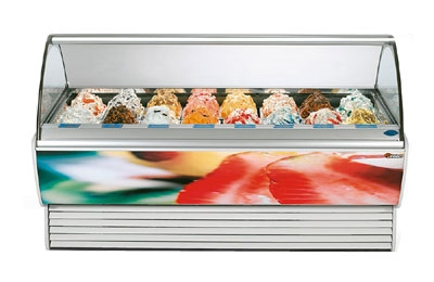 "Stoelting SPRINT 24 O-38 90"" Stand Alone Ice Cream Freezer w/ 24-Pan Capacity, 208-230v/1ph"