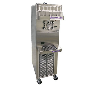 Stoelting U218-18 Frozen Beverage Machine w/ 28-qt Hopper, Water Cooled, 208-230/1 V