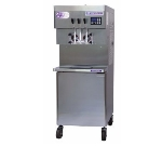 Stoelting U431-409 Soft Serve Freezer w/ (2) 8-gal Hoppers, Remote Air Cool, 208-230/3 V