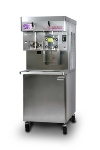 Stoelting SU444-309 Soft Serve Shake Freezer w/ (2) 32-qt Mix Container, Air Cool, 208230/3 V