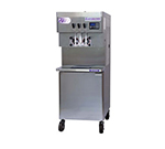 Stoelting U431-I2-409 Soft Serve Freezer w/ (2) 32-qt Hoppers, Remote Air Cool, 208-230/3 V