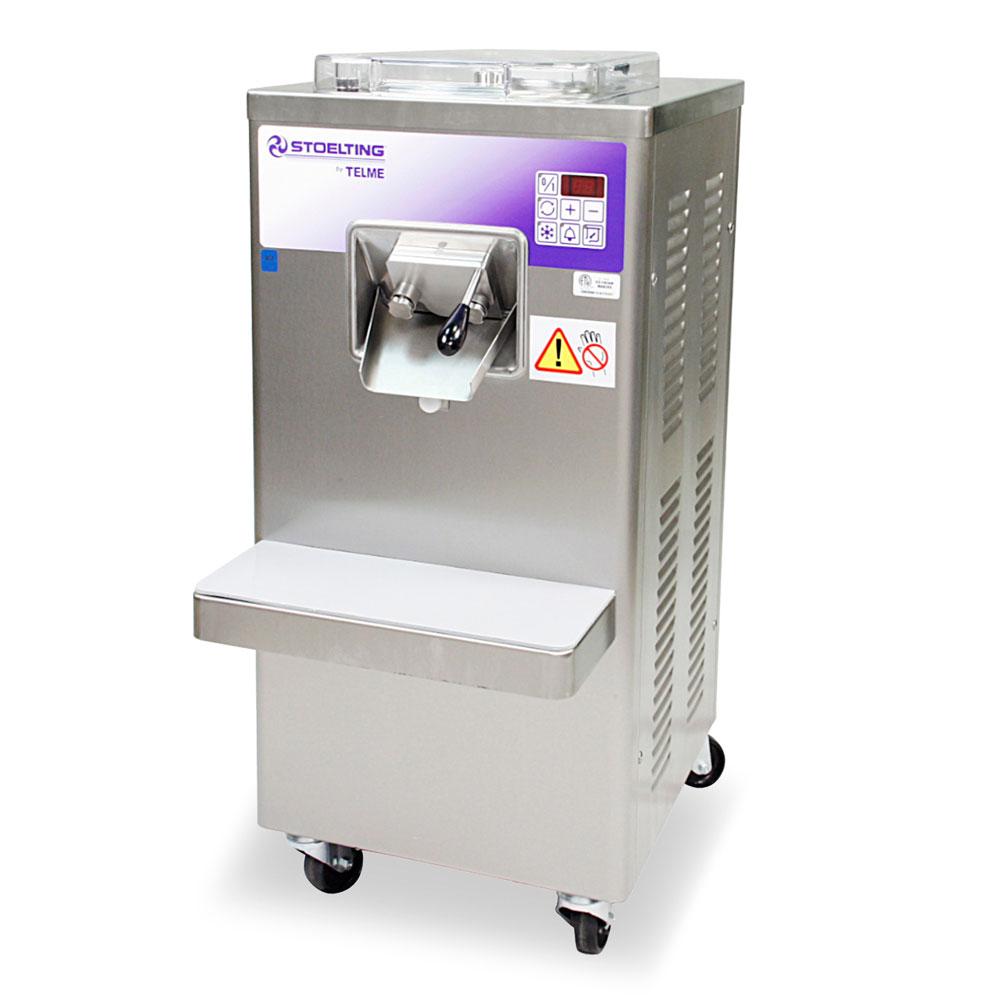Stoelting VB25-309 10-qt Vertical Batch Freezer, Water Cooled, 2.7 HP, 208-240/3v