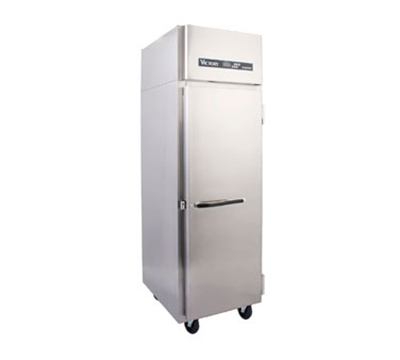 Victory Refrigeration VR-SA-1D 1 Door Reach In Refrigerator - 21.5 Cu Ft, Top Mount, Stainless