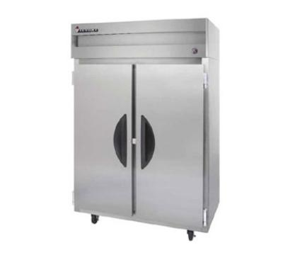 Victory VSF2 Freezer Reach In 2 Section Value Line Full Height SS 45.4 cu ft Restaurant Supply