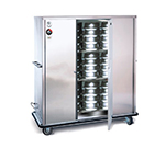 FWE - Food Warming Equipment A-120-XL 120 A-Series Banquet Cart, 1-Door, 96-120-Plate Capacity, 12.375-in Max, 120V