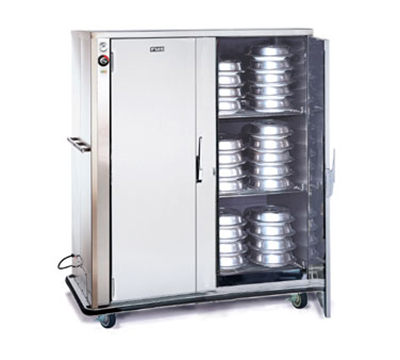 Fwe - Food Warming Equipment A-180-2-XL 120 A-Series Banquet Cart, 2-Door, 150-180-Plate Capacity, 12.375-in Max, 120V
